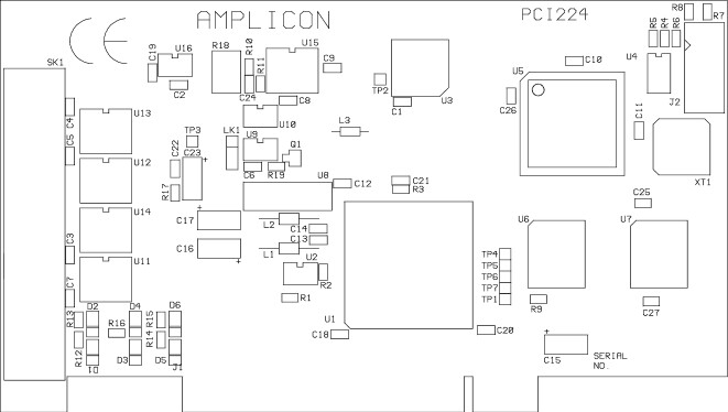 Amplicon PCI224 Drivers for Windows Download